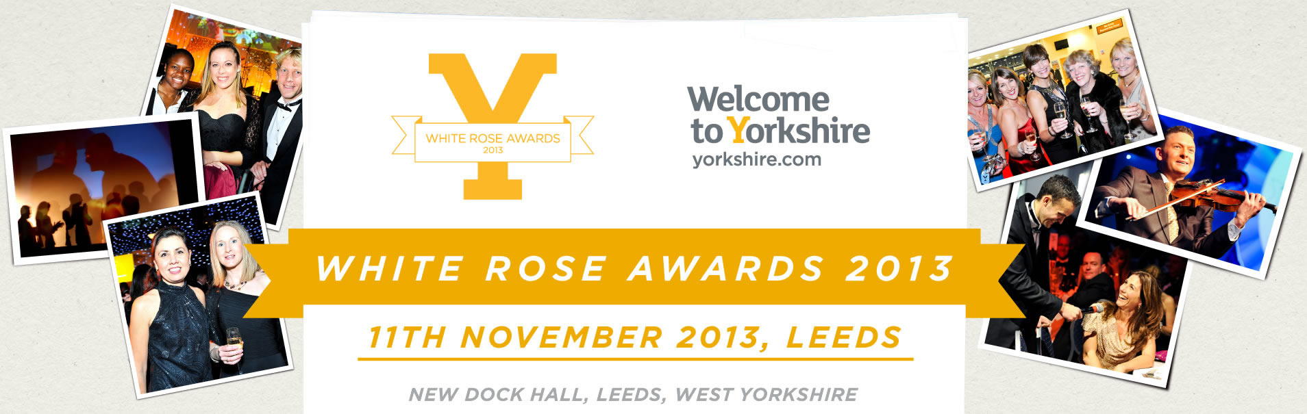 White Rose Awards 2013