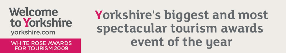 Welcome to Yorkshire - White Rose Awards for Tourism 2009